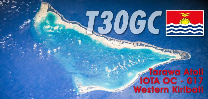 T30GC DXpedition 2019 por STAN LZ1GC
