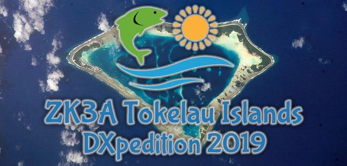 ZK3A  Tokelau Islands DXpedition